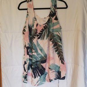 Maternity shirt. Sleeveless. Sz XL